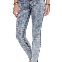 Bullhead Denim Co Acid Wash Jeggings at PacSun.com
