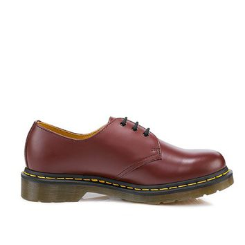 Dr Martens 1461 - W 3 Eye Gibson Cherry Oxford