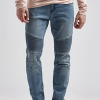 Sunset Moto Slim Jeans