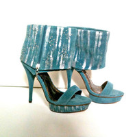 Stardust Showstoppers Sz 8 by Crafttastrophe on Etsy