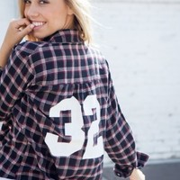 WYLIE 32 FLANNEL