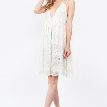 Women's Avery Plunging Dress