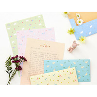 Ardium Cute animal letter paper and envelope set
