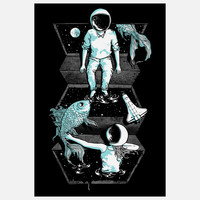 Norman Duenas: Space Between, at 17% off!