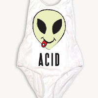 ACID ALIEN Bodysuit!