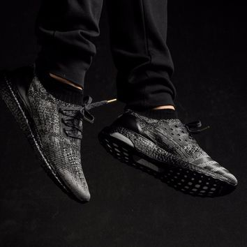 Adidas Ultra Boost Uncaged LTD 'Core Black/Ch Solid Grey' (Tmall ORIGINAL)