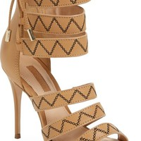 Topshop 'Luxe Reserve' Ankle Strap Sandal (Women) | Nordstrom