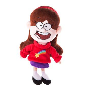 Gravity Falls Mabel Plush