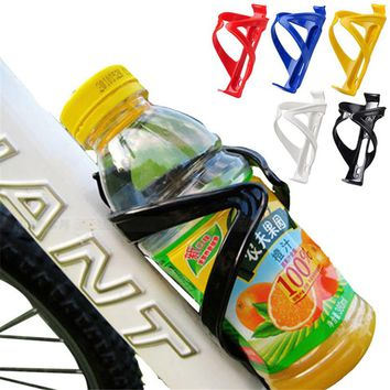 Bike Water Bottle Holder Hot Bicycle Cycling Mountain Road Cages Rack Mount Sports Outdoor camping Accessories 2017