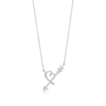 Tiffany & Co. - Paloma's Graffiti:Heart & Arrow Pendant