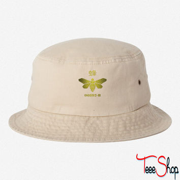 bee breaking bad - Copy bucket hat