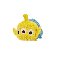 Disney Alien ''Tsum Tsum'' Plush - Toy Story - Mini - 3 1/2''