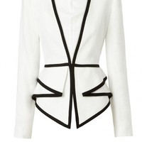 sass & bide |  TWO DIMENSIONS - ivory | jackets | sass & bide