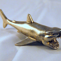 Shark Figurine