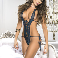 Teddy Lingerie Set