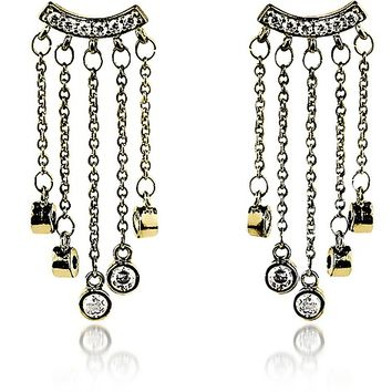 Federica Tosi Small Rain Earrings