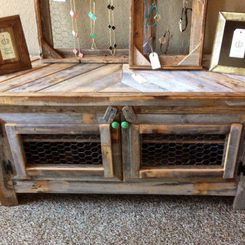 Best Rustic Tv Stand Products On Wanelo