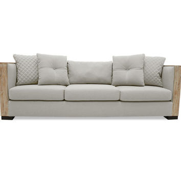 Revival Linen Sofa