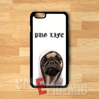 Pug Life - FzF for  iPhone 6s | iPhone 5s | iPhone 6 | iPhone 4S | Samsung S6 Edge