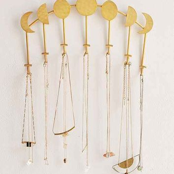 Magical Thinking Artemis Wall Mounted Necklace Holder