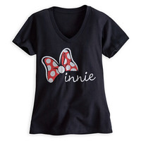Disney Minnie Mouse Bow Tee for Women | Disney Store