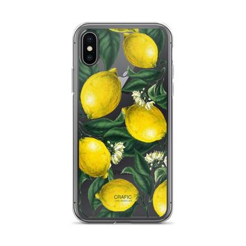 Lemons iPhone XR case