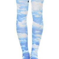 SKY HIGH KNEE SOCKS