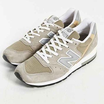 New Balance Made In The USA 996 Bringback Collection Running Sneaker- Grey