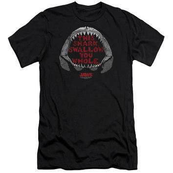 Jaws - This Shark Short Sleeve Adult 30/1