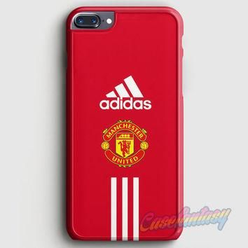 Adidas Manchester United Chevrolet iPhone 7 Plus Case | casefantasy