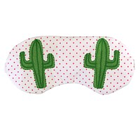 CACTUS EYES SLEEP MASK