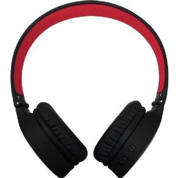 Impact Bluetooth® Headphones with Microphone in Red by Ecko Unltd.
