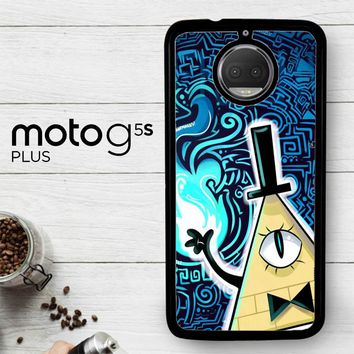 Gravity Falls Bill Cipher  X4424  Motorola Moto G5S Plus Case