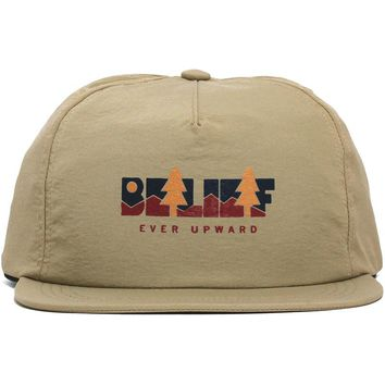 Great Escape Snapback Hat Khaki