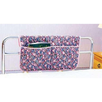 Bed Rail Quilted Caddy