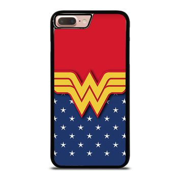 WONDER WOMAN LOGO iPhone 8 Plus Case