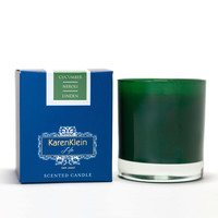 Karen Klein Countryside Collection - Cucumber, Neroli & Linden Candle