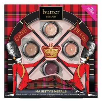 butter LONDON Majesty's Metals Collection ($56 Value) | Nordstrom