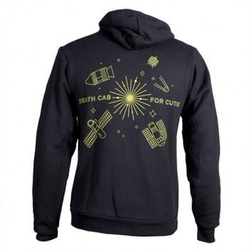 Death Cab for Cutie Official Store - Satellite Hoodie