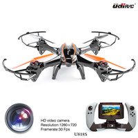 818S Drone With HD Camera Oversized Remote Control Quadcopter