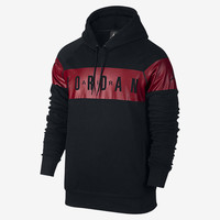 The Jordan Flight Men's Graphic Hoodie.