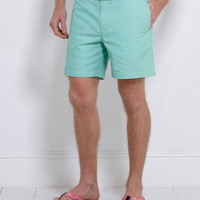 "Men's Shorts: 7"" Summer Twill Club Shorts – Vineyard Vines"