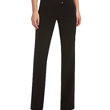 Stoosh Bootcut Dress Pants - Black