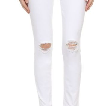 Looker Ankle Fray Jeans