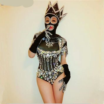 GGotta's queen of glitz costume*