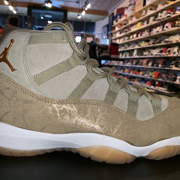 "Air Jordan 11 ""Neutral Olive"""
