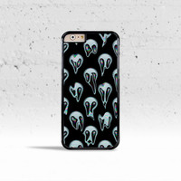 Melting Alien Emoji Case Cover for Apple iPhone 4 4s 5 5s 5c 6 6s Plus & iPod Touch