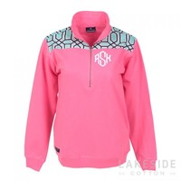 Monogrammed Preppy Pullover | Lakeside Cotton