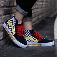 VANS X THRASHER High ski shoes for men and women