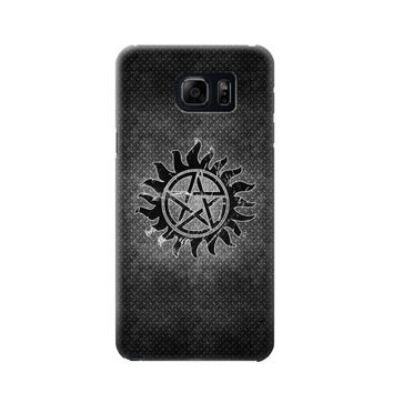 P2816 Supernatural Antidemonpos Symbol Phone Case For Samsung Galaxy Note 5